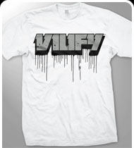 VILIFY -Logo- T-Shirt - White