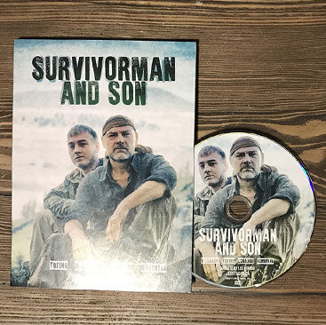Survivorman And Son DVD