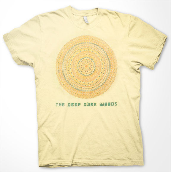 THE DEEP DARK WOODS Guys Logo Tee