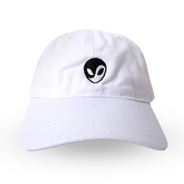 TWONK - Yalien Dad Hat - White