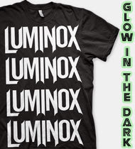 LUMINOX Stacked Glow In The Dark T-Shirt