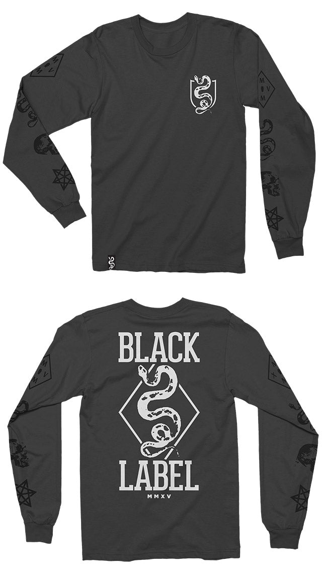Black Label Limited Edition Long Sleeve Shirt