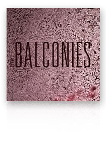 The Balconies Kill Count CD EP