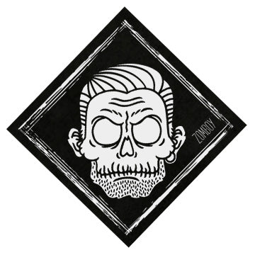 Zomboy - Dead Collection - Black Bandana