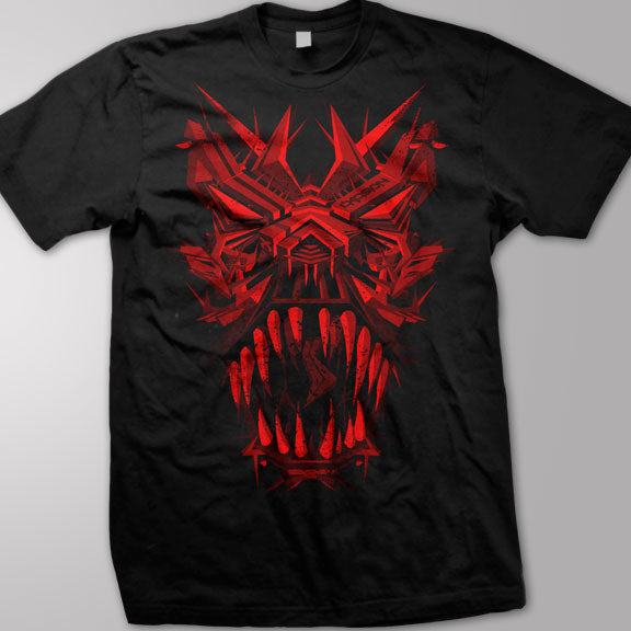 EXCISION -T-Rex- T-Shirt - Black