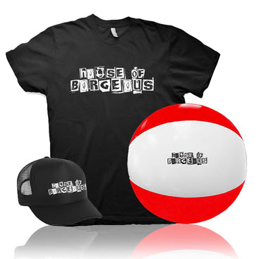 Borgeous - House Of Borgeous - Bundle