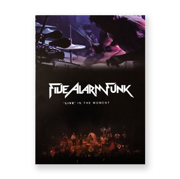 Five Alarm Funk - LIVE In The Moment DVD