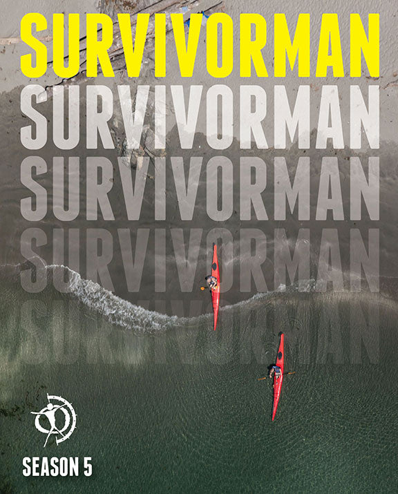Survivorman - Season 5 DVD