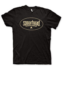 SPEARHEAD Black T-Shirt