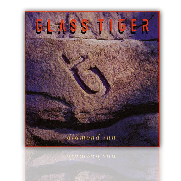 GLASS TIGER -Diamond Sun- CD
