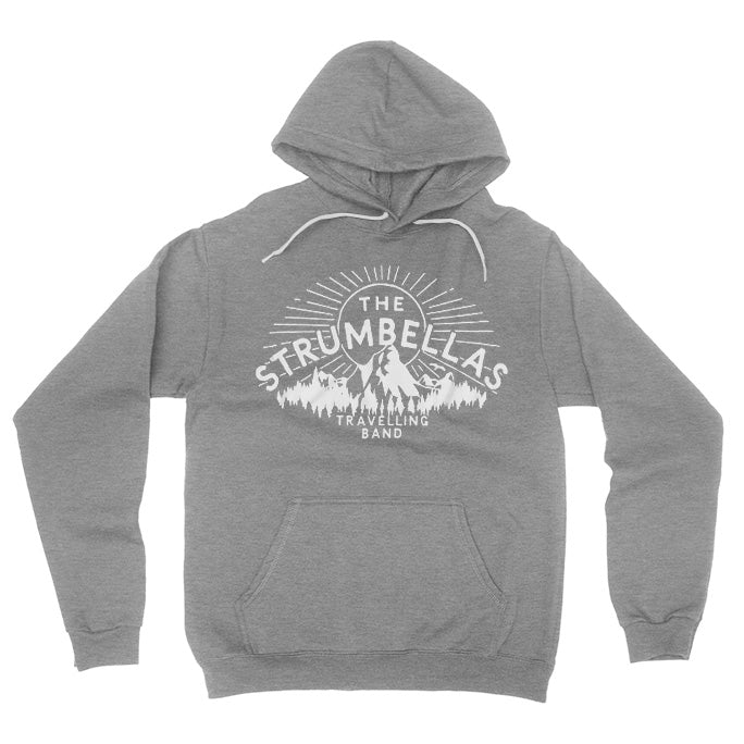 The Strumbellas Travelling Band Heather Gray Hoodie