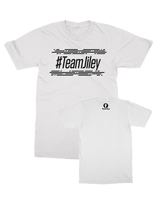 TNS - Team Jiley - White Tee
