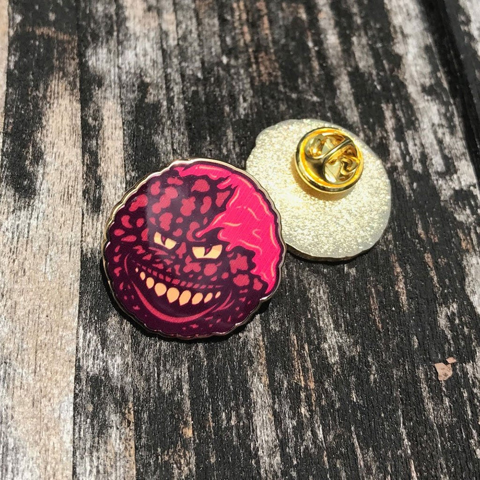 Spag Heddy - Angry Meatball - Enamel Pin