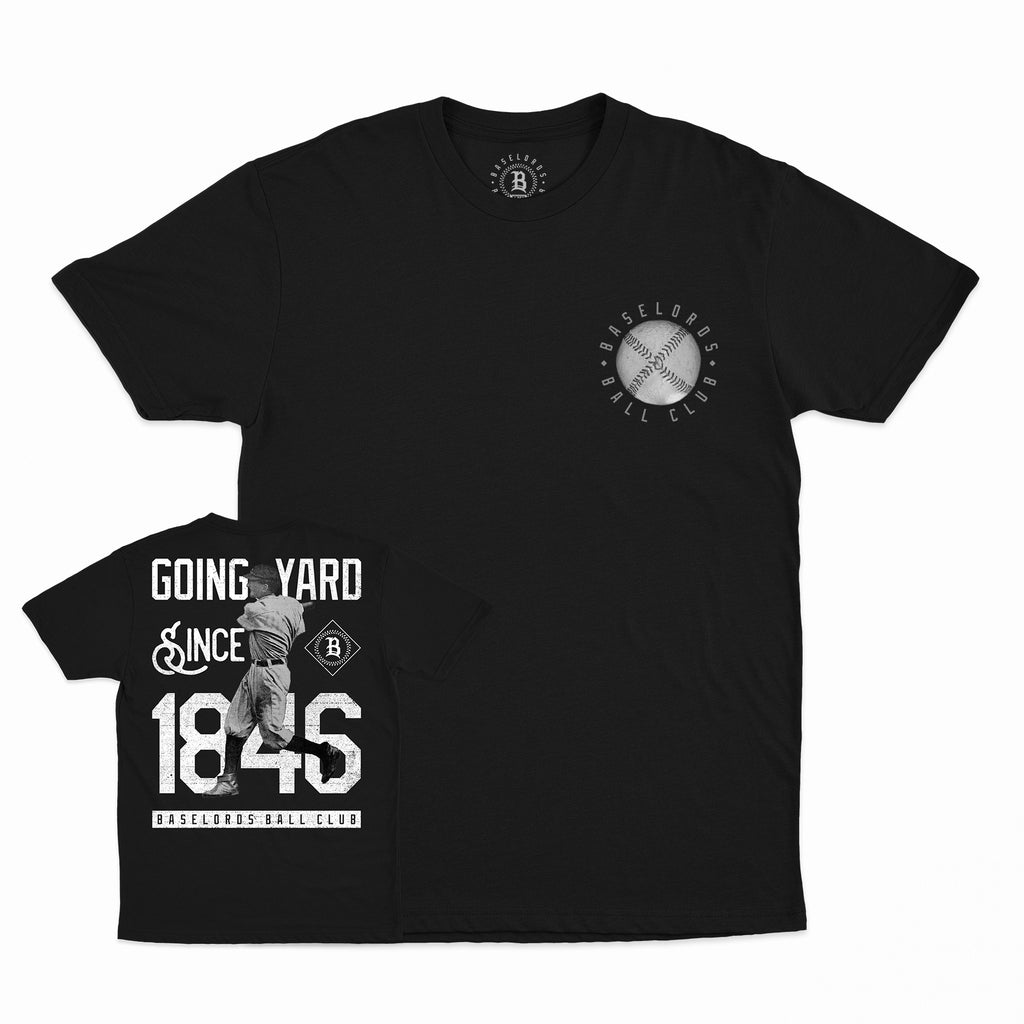 Baselords - 1846 - Black Tee