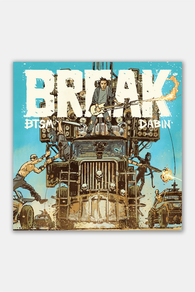 BTSM - Break Wall Print