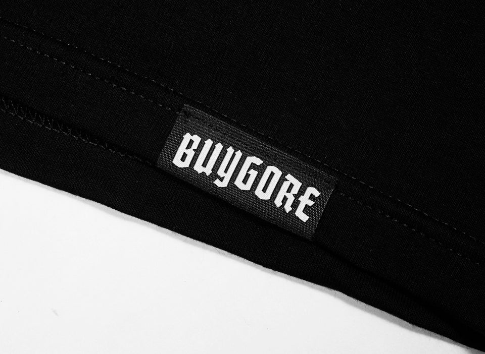 Buygore - Playgore - Black Tee