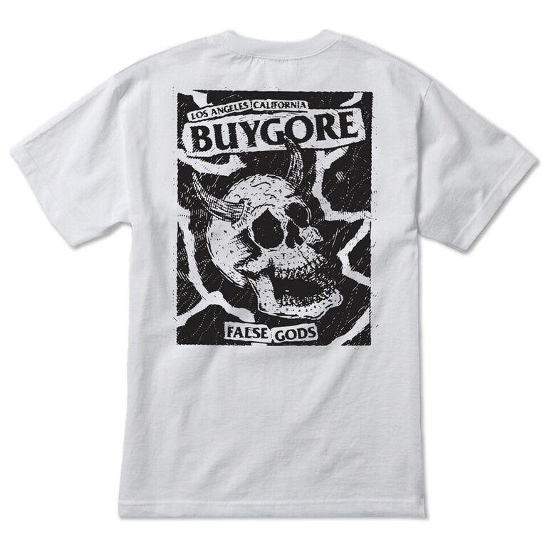 Buygore - False Gods - White Tee