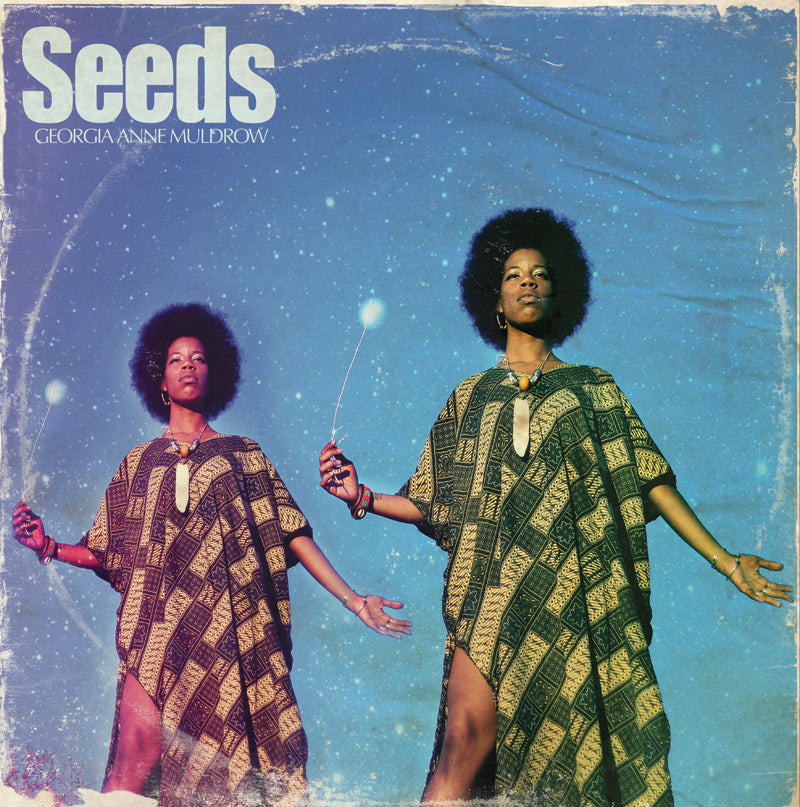 SOMEOTHASHIP - Georgia Anne Muldrow : Seeds CD