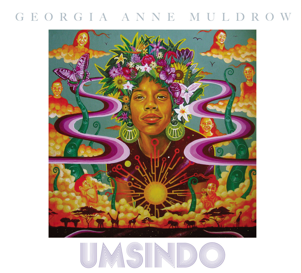 SOMEOTHASHIP - Georgia Anne Muldrow : UMSINDO CD