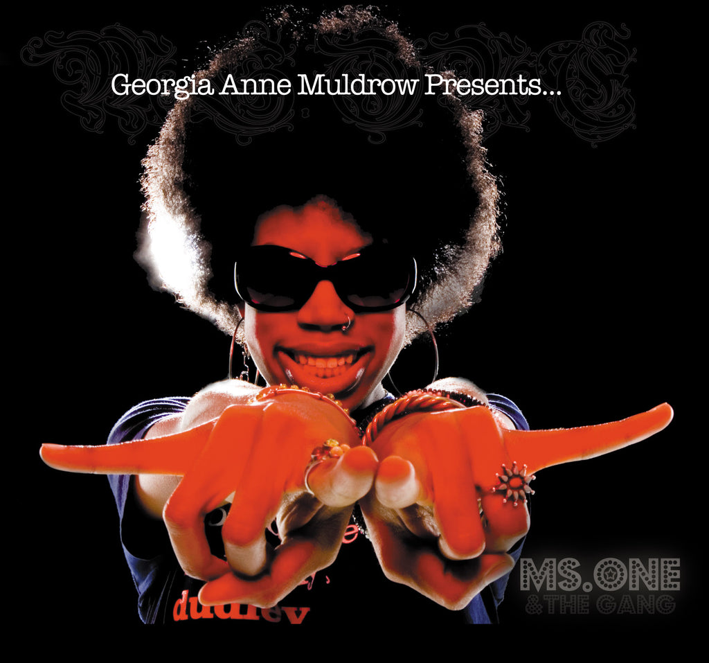 SOMEOTHASHIP - Georgia Anne Muldrow : Ms. One CD