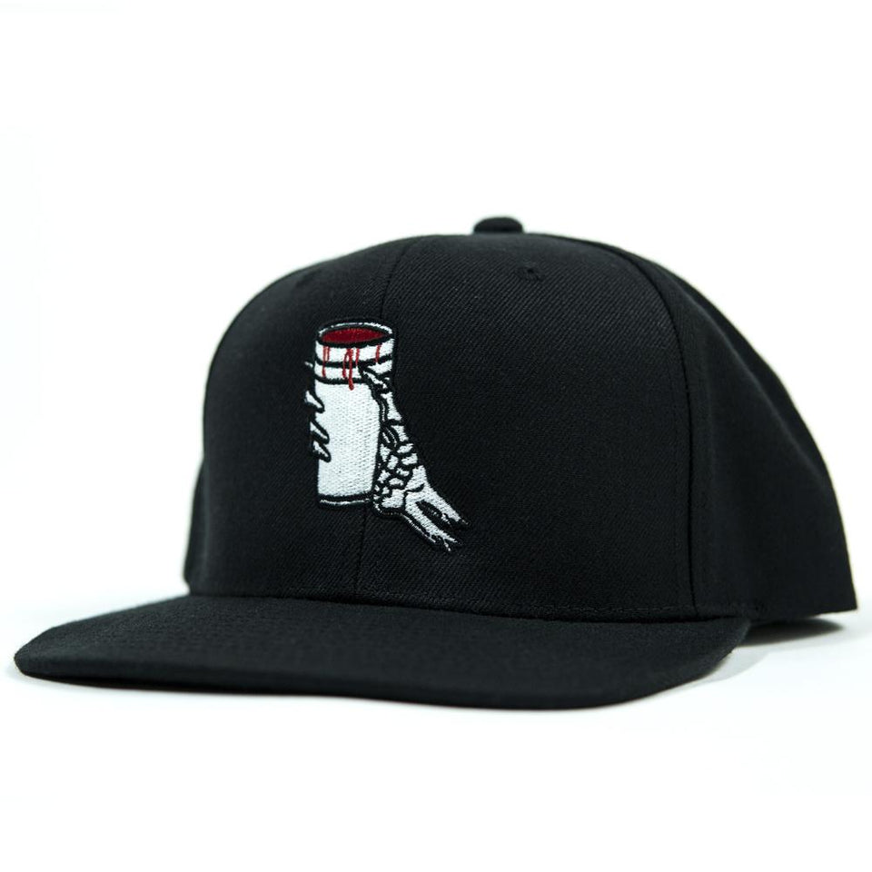 Buygore - Enemy Blood - Black Snapback