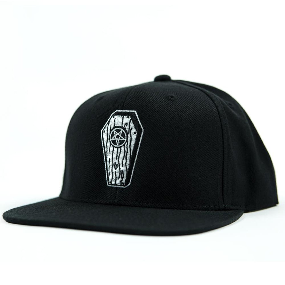 Buygore - Goodnight - Black Snapback