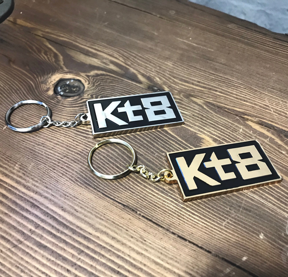 KT8 Apparel - Create And Deploy - Key Chain