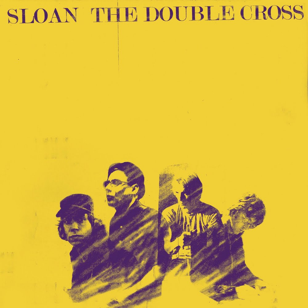 SLOAN Double Cross CD - 2011