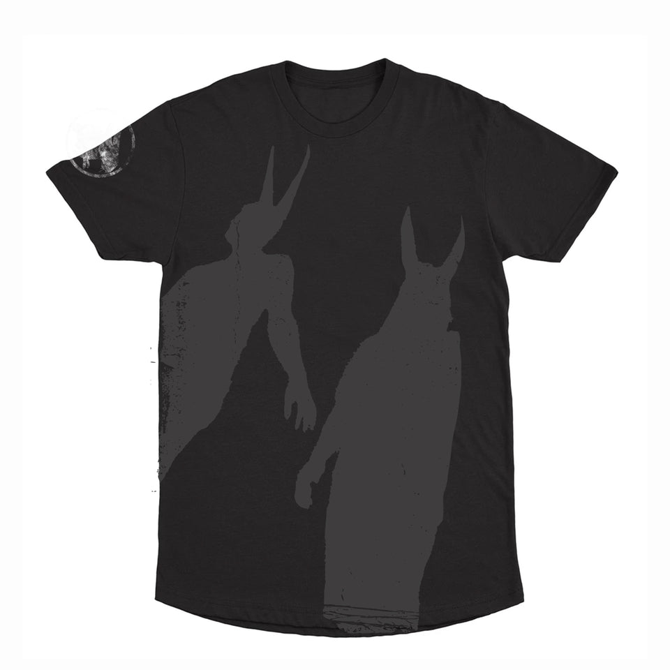 THE BIRTHDAY MASSACRE - Shadows - Unisex Black Long Fit Tee