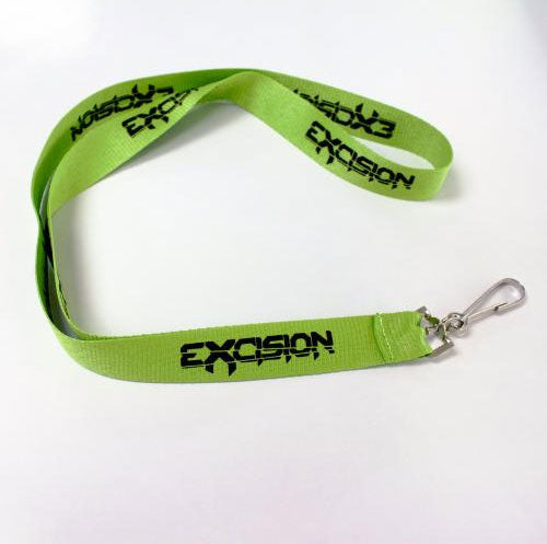 EXCISION Lanyard - Green