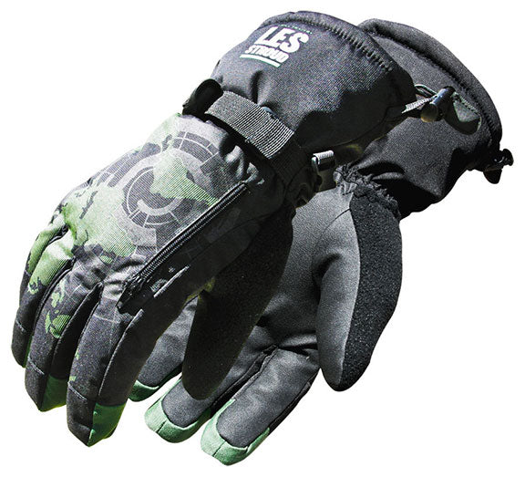 Survivorman - Les Stroud Multipurpose Sport Glove made by Bob Dale