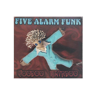 Five Alarm Funk -Voddoo Hairdoo CD