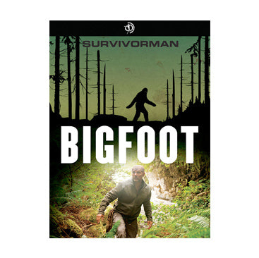Survivorman Bigfoot DVD - 3 disc set