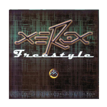 Hommega - Xerox ‎– Freestyle (Album) CD - 1999