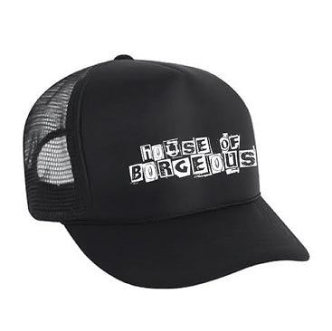 Borgeous - House Of Borgeous - Trucker Hat