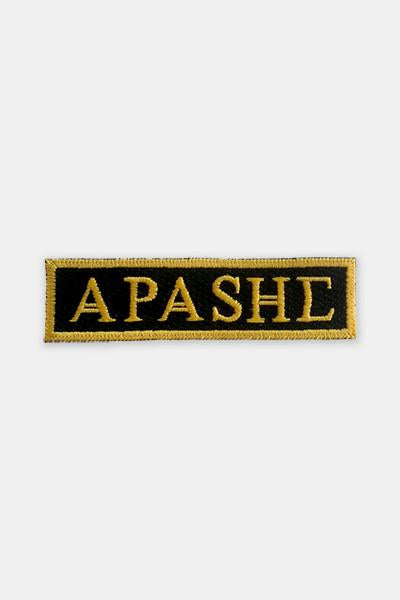 KANNIBALEN RECORDS - APASHE - Small Patch
