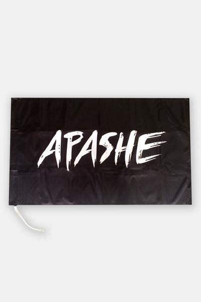 KANNIBALEN RECORDS -  APASHE - Logo Flag