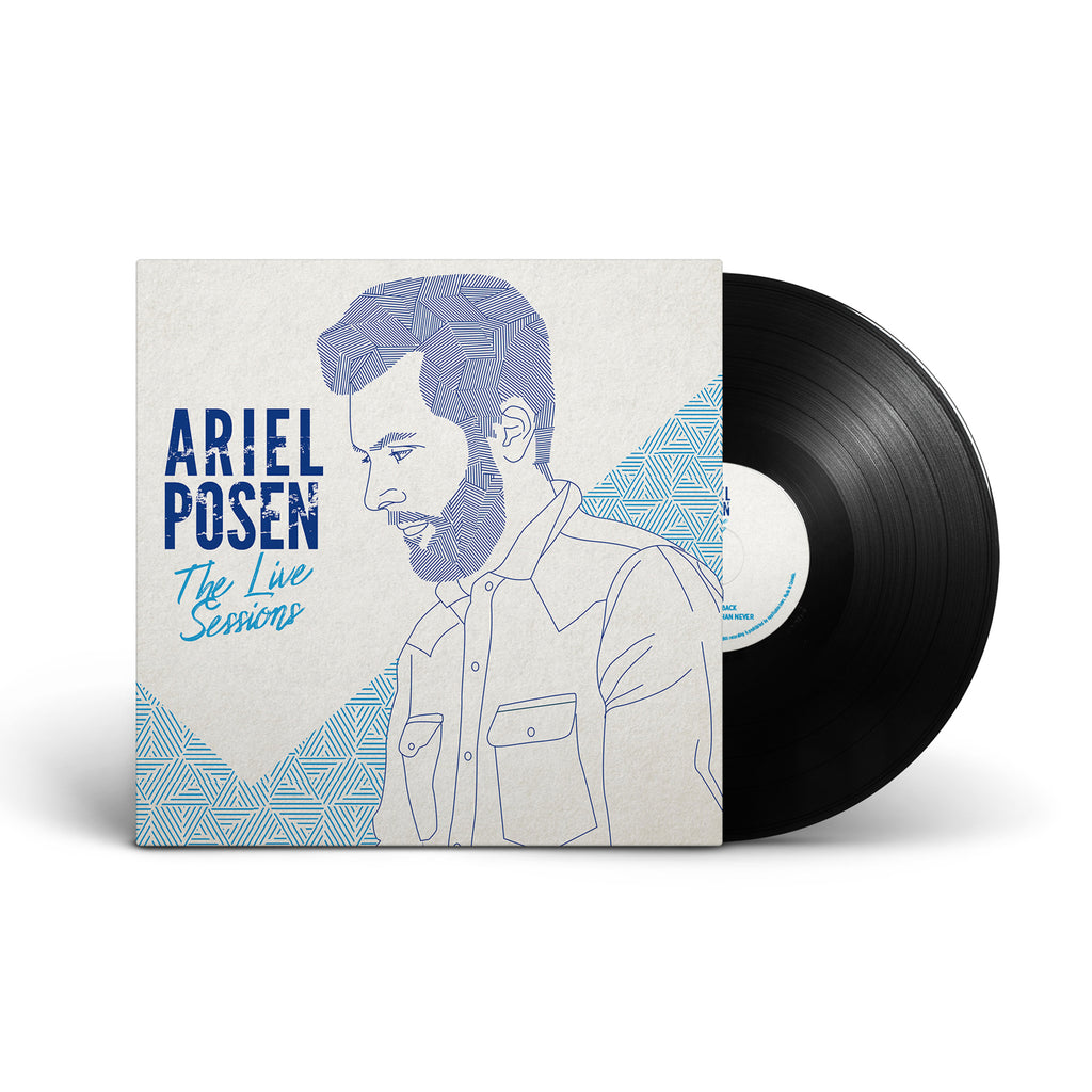 PRE ORDER - Ariel Posen - The Live Sessions - Vinyl