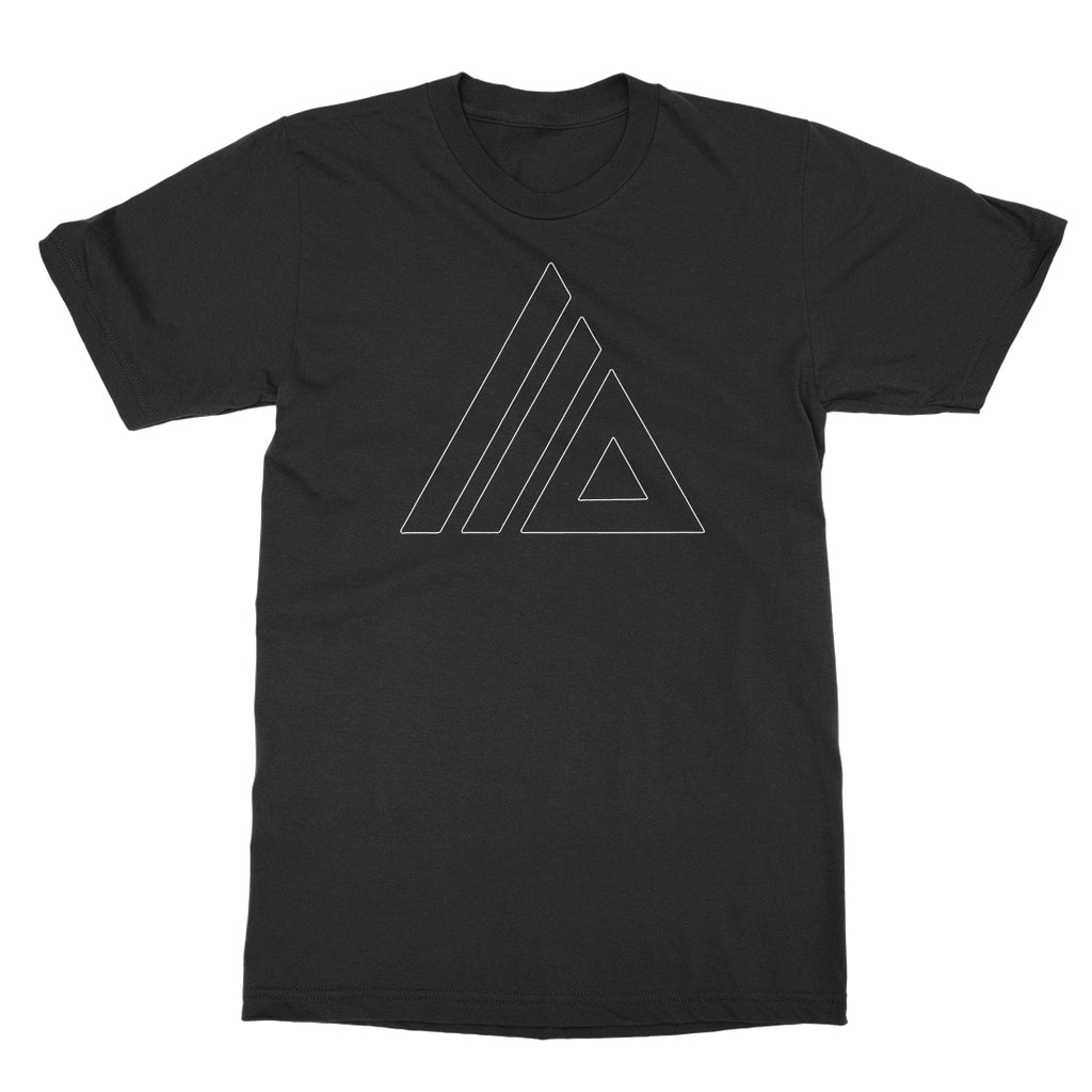 ATLiens - Outline - Black Tee