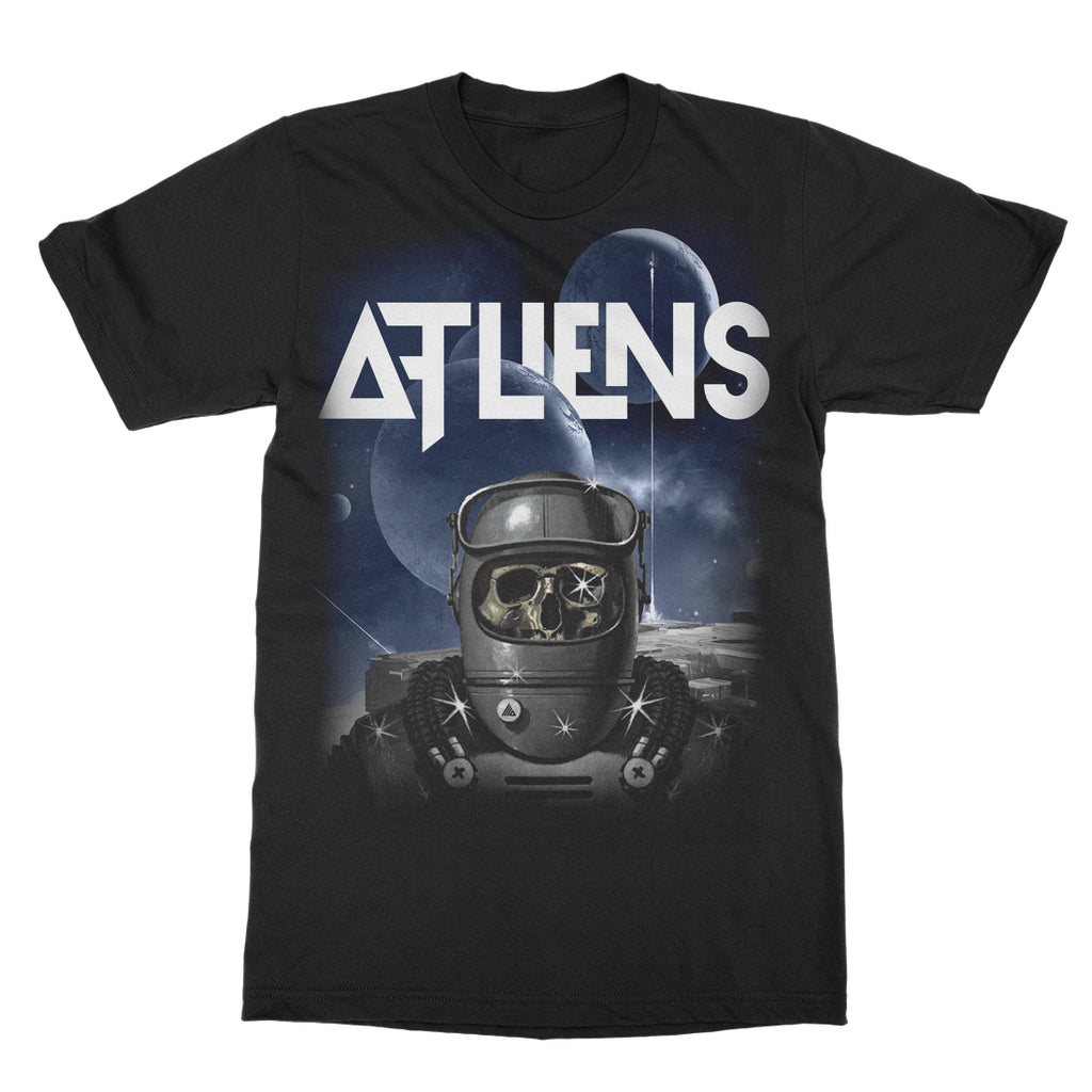 ATLiens - Space Metal - Black Tee
