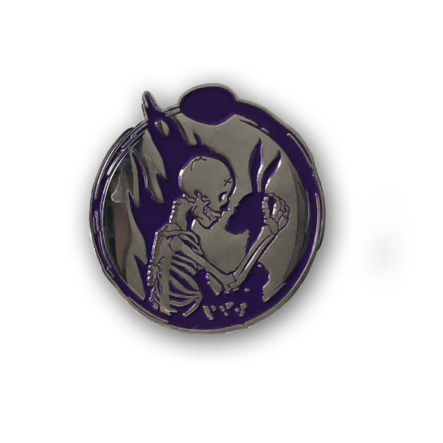 THE BIRTHDAY MASSACRE - Under Your Spell - Lapel Pin