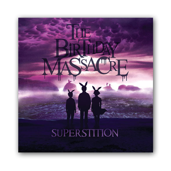 THE BIRTHDAY MASSACRE Music - Superstition CD