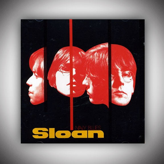 SLOAN Navy Blues CD - 1998