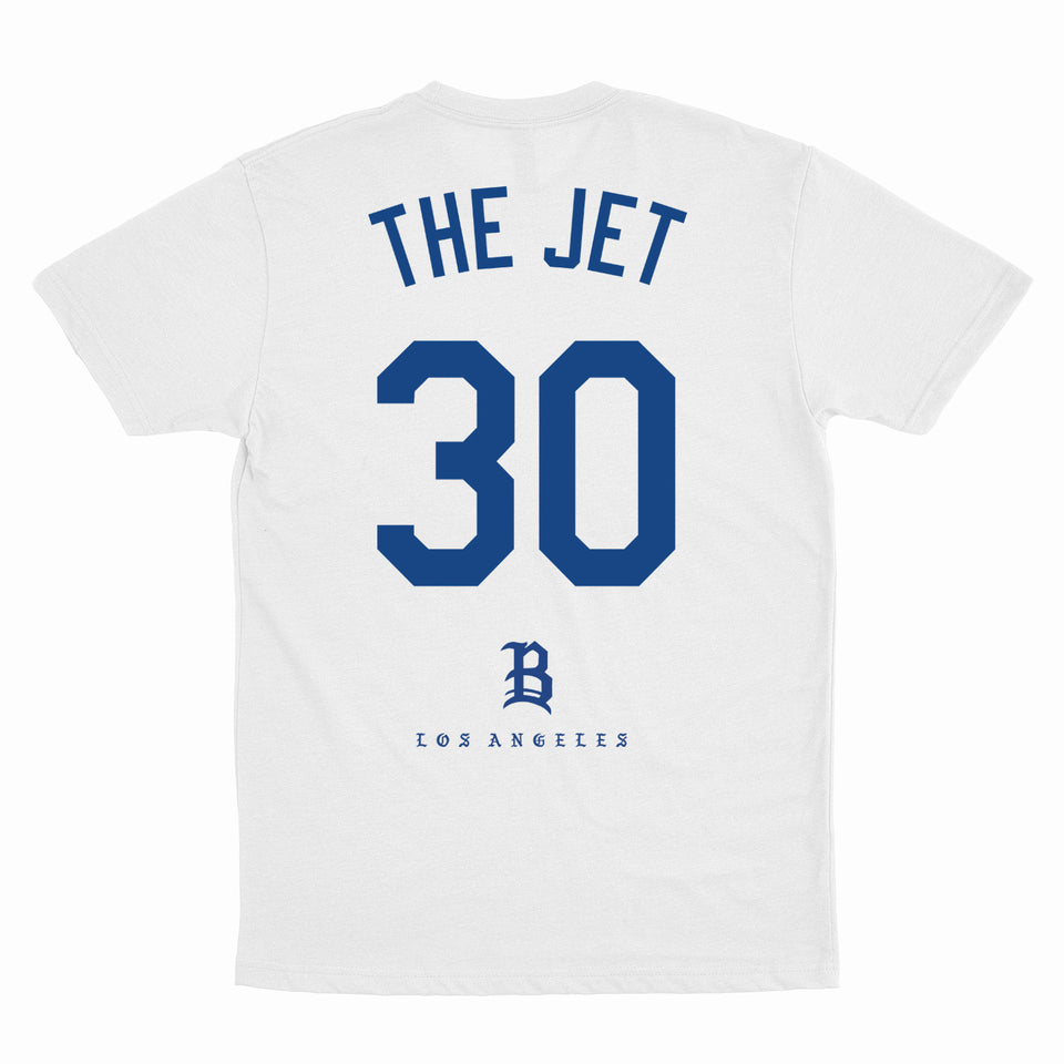 Baselords - Benny The Jet - White Tee