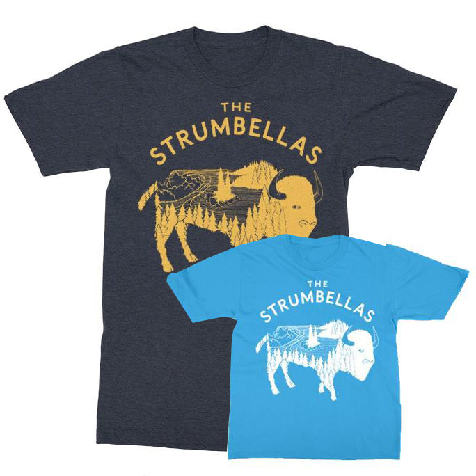 The Strumbellas - Blue Sky Bison Bundle