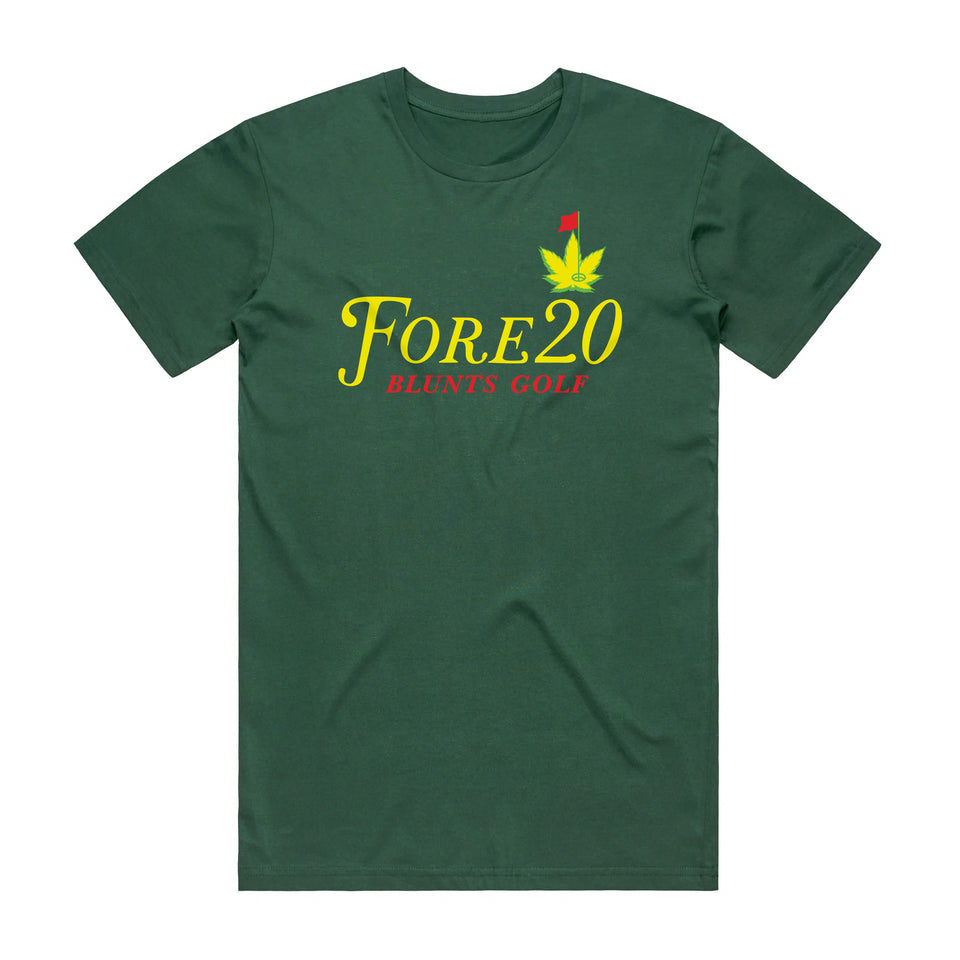PRE ORDER - Blunts and Blondes - Fore20 - Unisex Tee