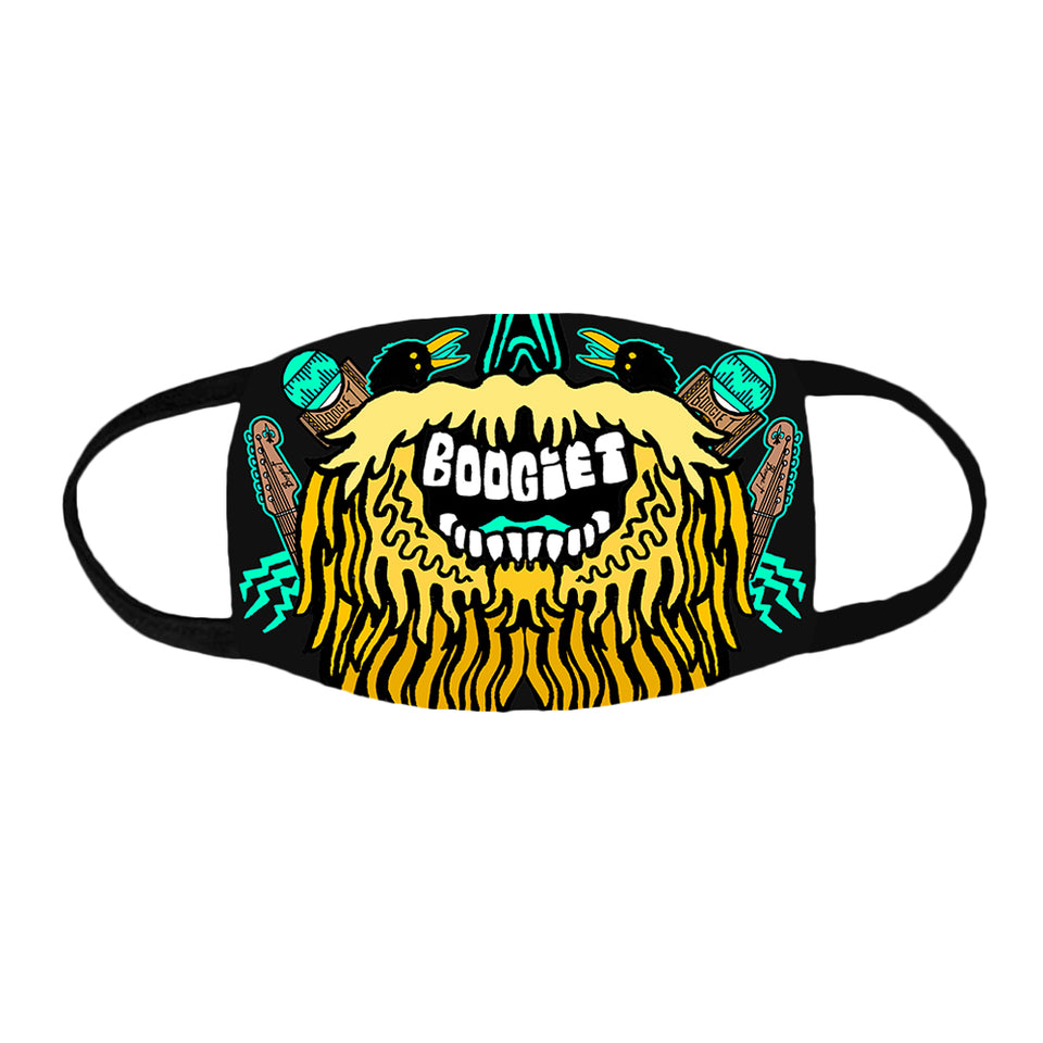PRE ORDER - Boogie T - Teeth - Face Mask
