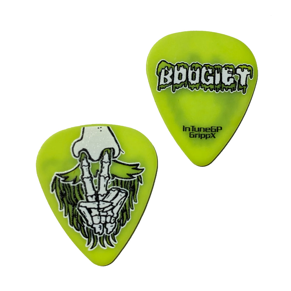 Boogie T - Guitar Pick