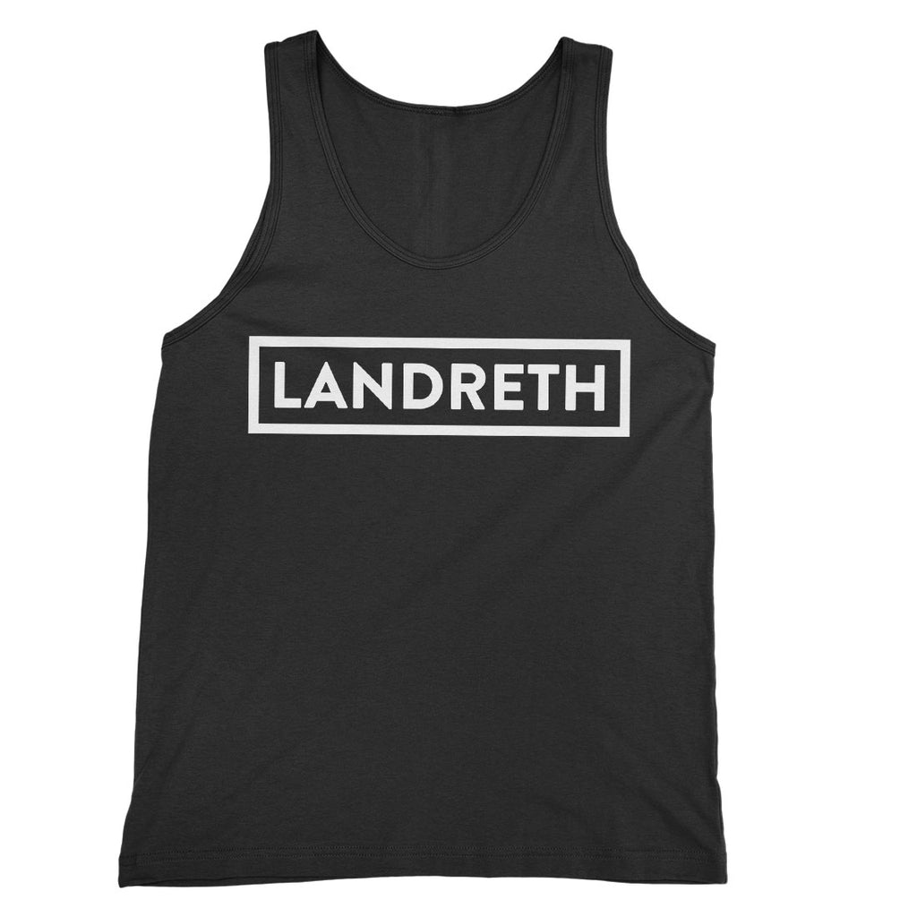 The Bros. Landreth - Landreth - Unisex Tank Top