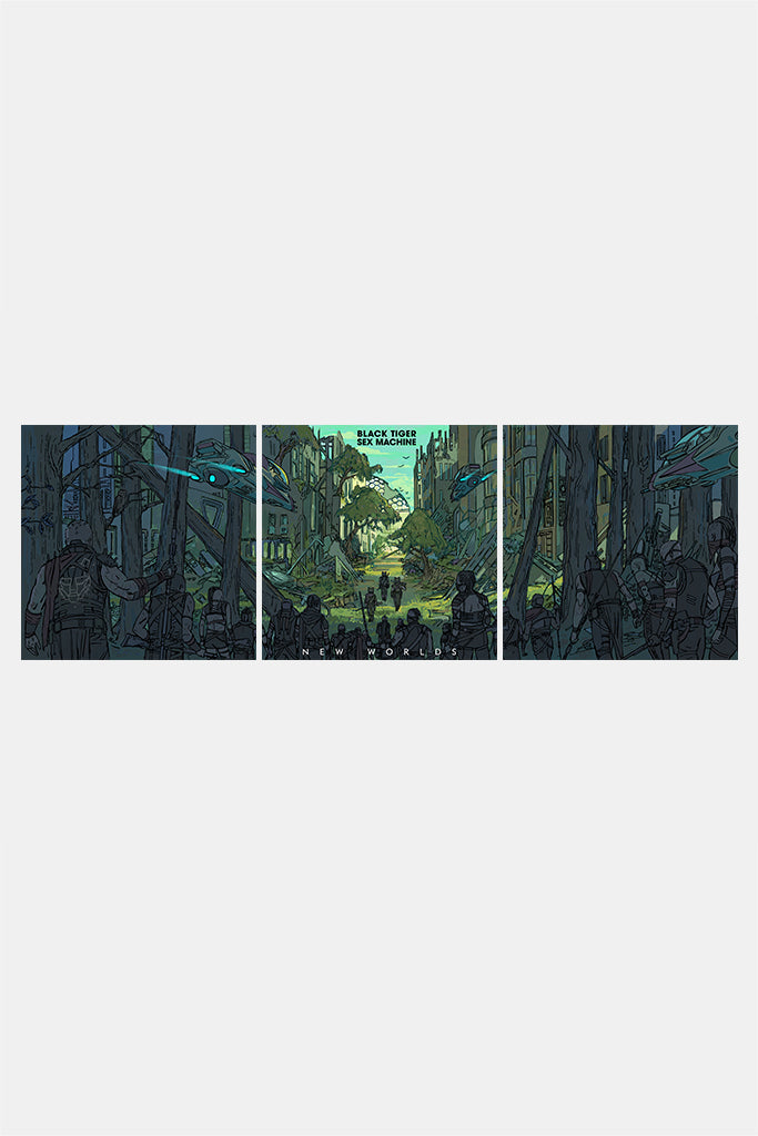 BTSM - New Worlds - Wall Prints